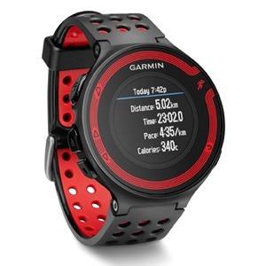 7a3bb7430a7 Relógio Monitor Cardiaco Garmin Forerunner 220 Hr - R  1.499