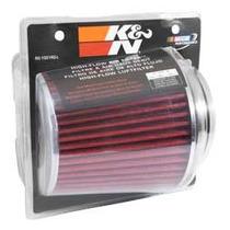 Filtro Ar Esportivo K&n Duplo Fluxo Rg1001 Conico Ajustável