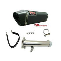 Escapamento Wr Bandit 600 1200 Megafone Oval Two Brothers