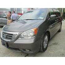 Honda Odyssey Touring 2008 Piel Aut. Tres Filas Minivan