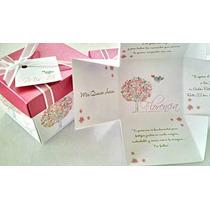 Participaciones, Invitaciones Tarjetas De Casamiento 15 Años