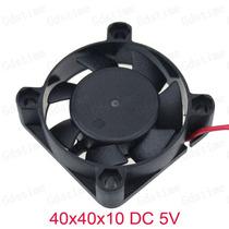 Cooler Ventuinha Esc Fan Dc 5v 40mmx40x10mm