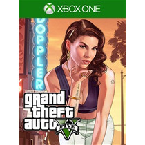Gta 5 - Xbox One - Digital - Jogue Online