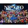 Neo Geo Coleccion Mas De 180 Juegos Para Pc Correo Electro