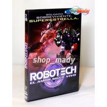 Robotech El Amor Sigue Vivo Dvd Región 1 Y 4