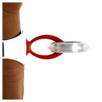 Cinturon Para Ejercicio Obecidad Abdominal Dancing Ufo