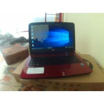 Laptop Hp Notebook 14 + Dvd Portatil Con Tv Lg