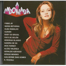 Cd Original Novela A Indomada Nacional