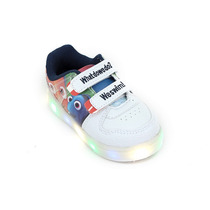 Zapatillas Addnice Bebe Nemo 1000 Luces Blanco Deporfan