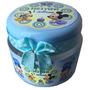 10 Potinhos De Pap. Mickey Baby Lembrancinhas Personalizadas