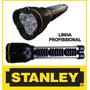 Lanterna Led Super Potente Aluminio 6 Led Econômica Stanley