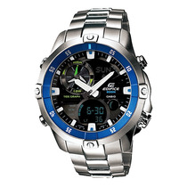 Relogio Casio Edifice Ema-100d-1a2 Original Ema-100 Era-200