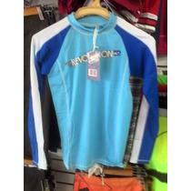 Camisas Tipo Surfista Para Ninos Y Ninas Contra El Sol