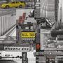 Papel Adesivo Contact - Plastico Ades 15mts - New York
