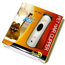 Máquina De Tosa Pet S/ Fio Recarregável Acessórios 110v 8370