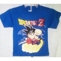 Playera Dragon Ball Z, Goku!! Anime
