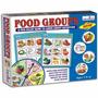 Juego Educativo - Creativo Sobre Grupo De Alimentos Y Aprend