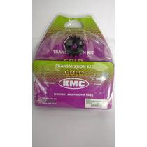 Kit Relação Kmc Xtz 125 - Com Retentor -aço 1045 (original!)