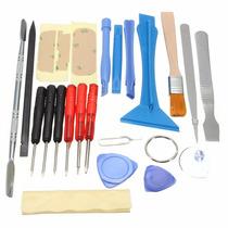 Kit Pro 22 Pçs Reparo Celulares,iphone 4/5/6 Pronta Entrega
