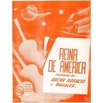 Reina De América Huapango De Oscar Rosales Y Rosales