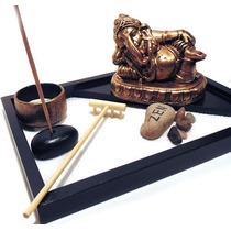 Jardim Zen Ganesh Dourada Mod 04309