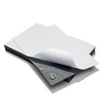 Hojas De Imán Flexible Con Pegamento Tamaño A4 De 4mm