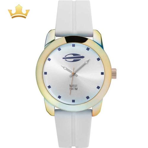 e6f12200f7015 Relógio Mormaii Feminino Mo2035he 8k Com Nf - R  198