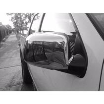 Cachas De Espejos Cromada Toyota Hilux 2005 A 2015