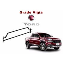 Grade Vigia Vidro Traseiro Nova Fiat Toro 2016 2017