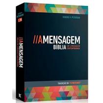 Bíblia A Mensagem Média Em Brochura