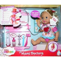 Little Mommy Mami Doctora Nueva De Remate