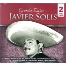 Javier Solis - Grandes Exitos ( 2 Cd ) - Los Chiquibum
