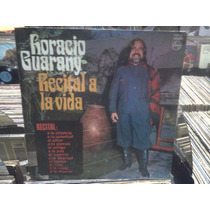 Horacio Guarany Recital A La Vida Lp Lacapsula