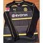 Camisa Borussia Dortmund 2016/17 Reus Mangas Longas