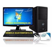 Computadoras Dual Core 2.00ghz Monitor 19 Ram2g 320gb Nuevas