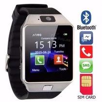 Reloj Inteligente Smartwatch Dz09 Bluetooth Camara/ Fernapet