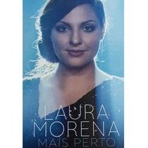 Dvd E Cd Laura Morena - Mais Perto