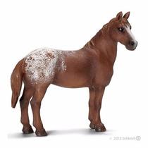 Schleich - Caballos 13731-caballo Appaloosa Hembra