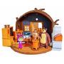 Casa Del Oso Masha Y El Oso Juguetes Niños Delivery Gratis