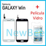 Tela Vidro Touch Samsung Galaxy Win Gt-i8550 Gt-i8552b Duos