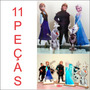 11 Display Frozen Totem Cenário (05 Chão + 06 Mesa) 1 Metro