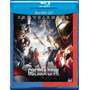 Blu-ray 3d Capitão América Guerra Civil Original Novo
