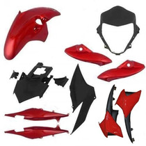Kit Plásticos Carenagem Completo Honda Cb300 2014 A 2015