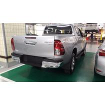 Toyota Hilux Srv 4x2 Cabina Doble Entrega Inmediata 2017 0km