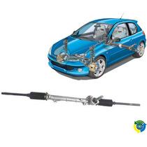 Caixa De Direção Mecanica Peugeot 206 1.0 1.4 1.6 - Nova