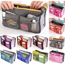 Lote De 10 Bolsas Organizadoras Varios Colores