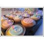 Combo Torta Primer Añito 2.5 K +12 Cupcakes Grandes