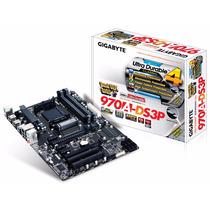 Placa Madre Gigabyte 970a - Ds3p Socket Am3+
