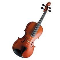 Violino Vogga Von144 4/4 Verniz Translúcido Avermelhado Com