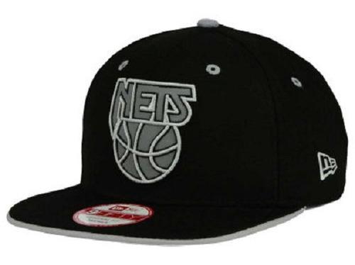 93b8413cfc12a Gorra De Los Brooklyn Nets Nba New Era 9fifty Re Flipper -   337.46 ...